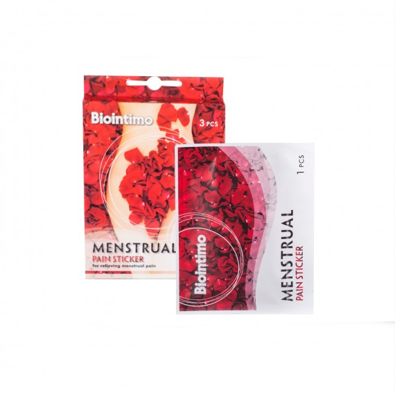 biointimo menstruációs fájdalomcsillapító tapasz